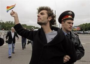 гей парады в России