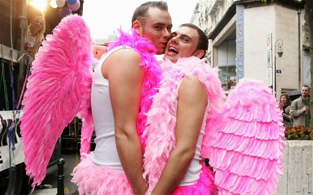 Гей парад в России